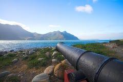canons houtbay Стоковые Фотографии RF