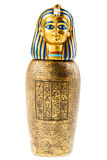Canopic jar Stock Photo