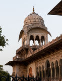 Canopies on Albert hall jaipur Stock Images