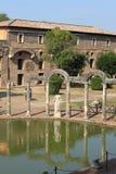Canopus em Hadrian Villa foto de stock royalty free