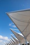 Canopy Bridge, Whangarei Stock Photos