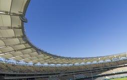 Canopy on Optus Stadium Royalty Free Stock Photos
