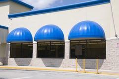 Canopy windows Stock Photography