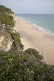 Canos de Meca Beach, Cadiz, Andalusia Stock Photography