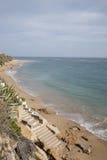 Canos de Meca Beach, Cadiz, Andalusia Stock Images