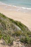 Canos de Meca Beach, Cadiz, Andalusia, Spain Royalty Free Stock Images
