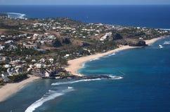 Canot Reunion Island de Boucan Foto de Stock