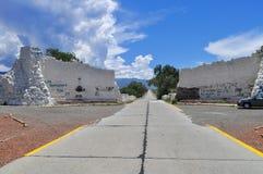 Canota纪念碑在比亚维森西奥 库存照片