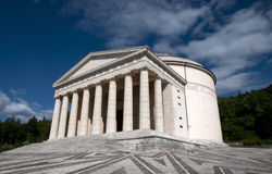 Canova Temple - Possagno, Italy Royalty Free Stock Photo