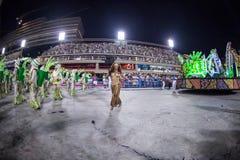 Canrnival 2014 Fotografia Stock