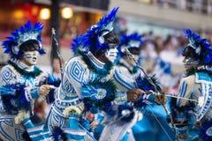 Canrnival 2014 Royaltyfri Bild