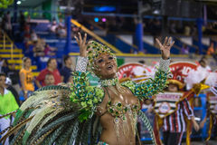 Canrnival 2014 Royalty Free Stock Photography
