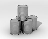 Cans Stock Photos