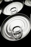 cans Fotografering för Bildbyråer