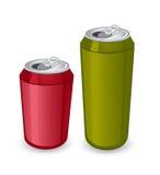 cans Стоковые Изображения RF