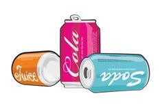 cans stock illustrationer
