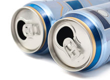 Cans Of Beer Royalty Free Stock Image