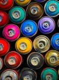 cansmålarfärg Fotografering för Bildbyråer