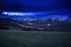 Cantabria, άνθρωποι του βουνού Στοκ φωτογραφία με δικαίωμα ελεύθερης χρήσης
