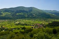 Cantabria Stockbild