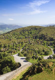 Cantabria landscape Royalty Free Stock Photos