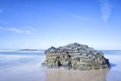 Cantabrian море стоковые изображения rf
