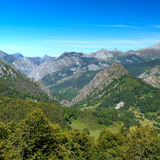 Cantabrian Mountains Royalty Free Stock Photo