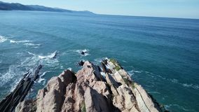 cantabric море Стоковое Изображение RF