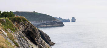 Cantabric Coast, Spain Royalty Free Stock Image