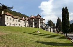 Cantacuzino Castle Στοκ Εικόνες