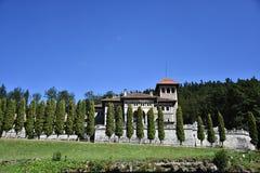 Cantacuzino Castle Stock Photos