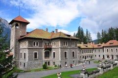 Cantacuzino Palace Royalty Free Stock Images