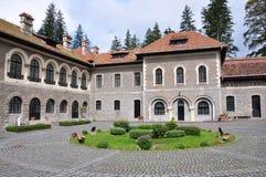 Cantacuzino Palace Stock Photography