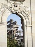 Cantacuzino Palace, Florești, Romania. The Cantacuzino Palace, nicknamed `Little Trianon`, is a palace built at Florești, near Ploiești city, Romania. Its Stock Photos