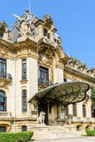 Cantacuzino Palace (George Enescu Museum) In Bucharest Stock Photo