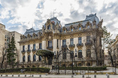 Cantacuzino Palace Royalty Free Stock Photo