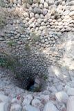 Cantalloc aqueduct, Peru Royalty Free Stock Image