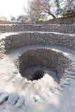 Cantalloc aqueduct, Peru Royalty Free Stock Photo