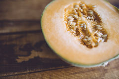 Cantaloup Images stock