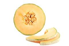 Cantaloup Photos libres de droits