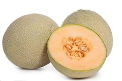 cantaloup Photographie stock