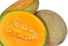 Cantaloup melon Stock Image