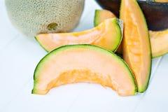 Cantaloupe fotografia de stock royalty free
