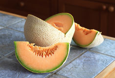 Cantaloupe Stock Photography