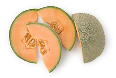 Cantaloupe Stock Photo