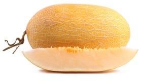 Cantaloupe royaltyfri fotografi