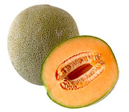 Cantaloupe foto de stock