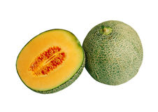 Cantaloupe Fruit Stock Photography