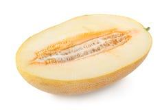 Cantaloupe isolated Stock Images