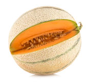 Cantaloupe melo Royalty Free Stock Images